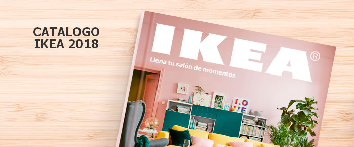 Nuevo catalogo ikea 2018 la tienda sueca - Catalogo ikea 2018 a casa ...