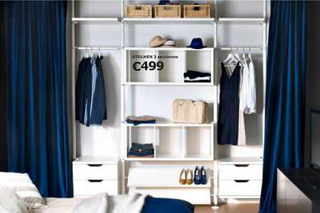 armarios vestidores de ikea ikea muebles a medida sueca decoraci
