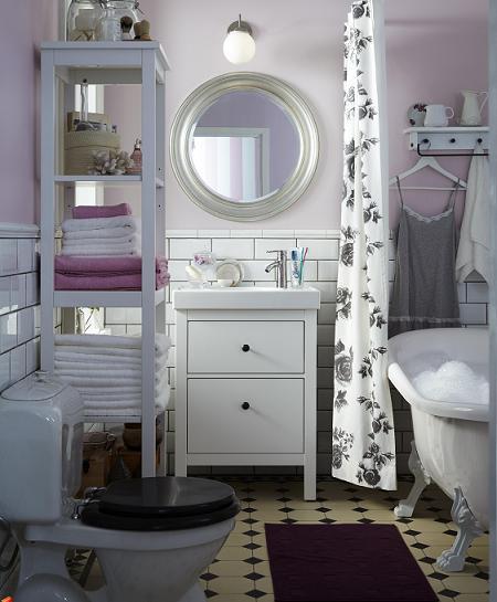 Imagenes De Baño Vintage:Catálogo Ikea 2013: baños