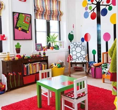 Casas cocinas mueble habitaciones de juego infantiles for Ikea dormitorios ninos